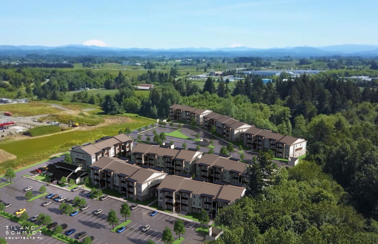 apartments in ridgefield